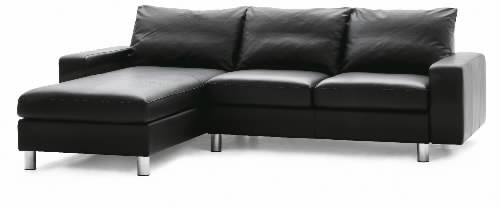2 Seat Plus Longseat Sectional