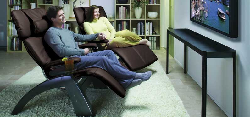 Charmant Zero Gravity Recliners