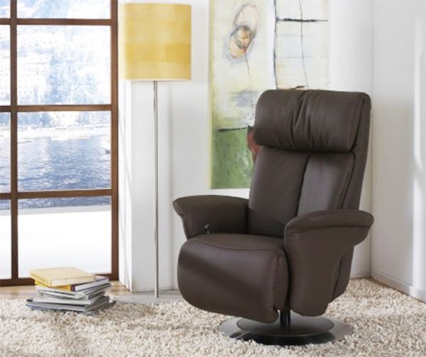 Wondrous Himolla Sinatra Zerostress Integrated Recliner Chair Caraccident5 Cool Chair Designs And Ideas Caraccident5Info