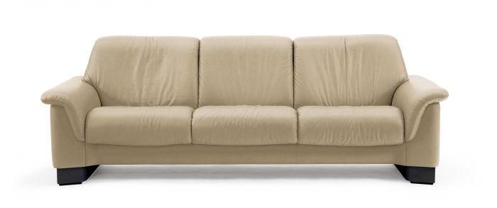 Stressless Paradise 3 Seat Sofa With Low Back By Ekornes