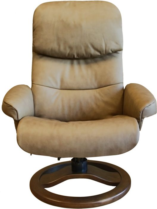 Admirable Hjellegjerde Scansit 868 Recliner And Ottoman Large Ocoug Best Dining Table And Chair Ideas Images Ocougorg